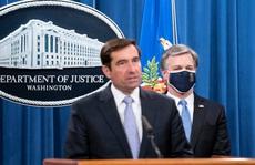 """Mỹ: 8 người liên quan """"Chiến dịch Săn cáo"""" của Trung Quốc thành kẻ bị săn"""