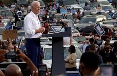 Nếu đắc cử, ông Biden sẽ 'tính toán ngay' với Trung Quốc