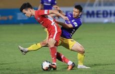 Kịch tính ở trận 'derby' thủ đô giữa CLB Viettel và Hà Nội FC