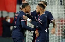 'Song sát' Neymar và Mbappe săn bàn, PSG đè bẹp đối thủ bằng ván đấu tennis