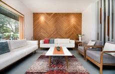 Biệt thự 2 tầng hiện đại, gọn ghẽ những không thiếu phần tinh tế