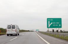 Trung Quốc, Nhật Bản có thu phí đường cao tốc do ngân sách đầu tư?