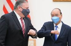 Hình ảnh chuyến thăm Việt Nam của Ngoại trưởng Mỹ Mike Pompeo