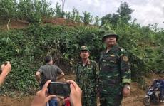 13 người bị vùi lấp ở Phước Sơn: Phóng viên Báo Người Lao Động ghi nhận hình ảnh sạt lở vào hiện trường
