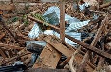 13 người bị vùi lấp ở Phước Sơn: Sạt lở khắp nơi, dân đối diện cái đói