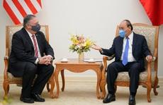 Làm sâu sắc hơn nữa quan hệ Việt - Mỹ