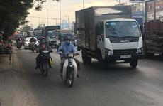 TP HCM: Sẽ cấm xe khách trên 25 chỗ đi vào làn hỗn hợp Quốc lộ 1