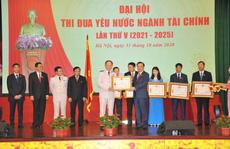 Cục trưởng Hải quan TP HCM nhận Huân chương Chiến công hạng nhất
