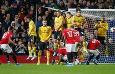 Lo Arsenal 'yếu vía' ở Old Trafford