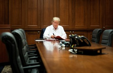 Bối rối về tình hình sức khỏe của ông Donald Trump