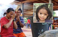 Bé gái 3 tuổi bị sát hại thảm thương ở Thái Lan