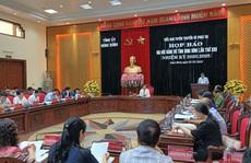 Đại hội Đảng bộ tỉnh Ninh Bình lần thứ XXII sẽ diễn ra từ ngày 20 đến 22-10