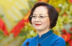 Bà Phạm Thị Thanh Trà phụ trách lĩnh vực nào ở Bộ Nội vụ?