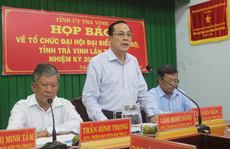 3 tiến sĩ ứng cử vào Ban Chấp hành Đảng bộ tỉnh Trà Vinh khóa mới