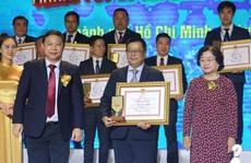 Tôn vinh 100 doanh nghiệp, 100 doanh nhân TP HCM tiêu biểu