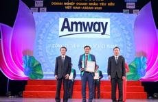 Amway Việt Nam nhận giải thưởng tại diễn đàn doanh nghiệp ASEAN+3