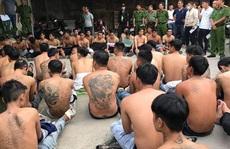 Diễn biến mới nhất vụ Hưng 'xăm' và 43 đối tượng 'dàn trận' giữa TP Biên Hòa