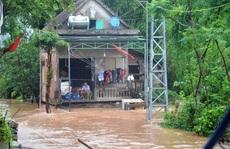 11 người ở miền Trung, Tây Nguyên chết và mất tích do mưa lũ