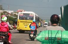 Quảng Nam mong Đà Nẵng không 'cấm cửa' xe buýt vào trung tâm thành phố