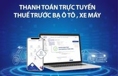 BIDV hỗ trợ đóng lệ phí trước bạ trực tuyến