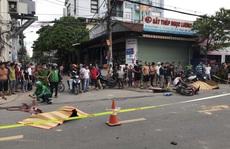 Bình Dương: Xe máy và ô tô va chạm, 2 người tử vong