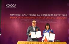 Khai trương Văn phòng đại diện KOCCA tại Việt Nam