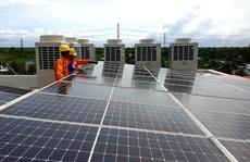 Điện mặt trời mái nhà phát triển mạnh mẽ tại phía Nam