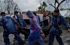 Philippines hứng chịu cơn bão tàn khốc nhất trong năm