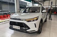 Ôtô Trung Quốc giảm thêm gần cả trăm triệu đồng/xe