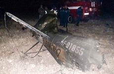 Azerbaijan 'bắn nhầm' trực thăng quân sự Nga, 2 người thiệt mạng