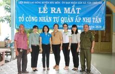 Huyện Hóc Môn lập 189 tổ công nhân tự quản