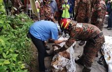 Malaysia: Chết bất đắc kỳ tử khi resort sang trọng bị vùi lấp