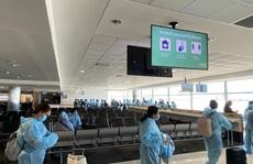 4 chuyến bay đưa 950 công dân Việt Nam về nước