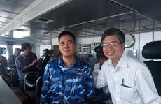 Tự hào Cảnh sát biển Việt Nam