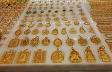 Giá vàng hôm nay 12-11: Thế giới giảm, vẫn rẻ hơn vàng SJC 4 triệu đồng/lượng