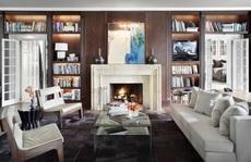 6 cách bài trí phòng khách tông xám đẹp tinh tế và bắt mắt