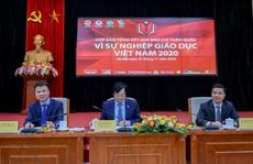 50 tác phẩm đoạt Giải báo chí toàn quốc 'Vì sự nghiệp Giáo dục Việt Nam'