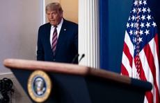 Tổng thống Trump chấp nhận kết quả bầu cử nhưng không nhận thua?