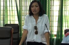 Ca sĩ Phương Thanh 'vòng vo' chuyện 'làm từ thiện ở Quảng Ngãi'