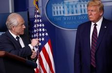 Cố vấn Nhà Trắng: Tổng thống Trump 'đã thắng và có nhiệm kỳ thứ hai'