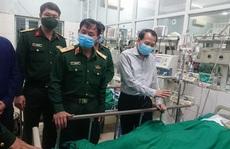 2 chiến sĩ 20 và 21 tuổi thương vong khi rà phá bom mìn tại Vị Xuyên
