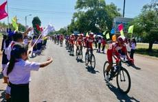 Cuộc đua xe đạp Nam Kỳ khởi nghĩa chỉ tranh tài 3 chặng