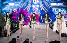 Thí sinh Hoa hậu Việt Nam 2020 hóa thiên thần nội y Victoria's Secret