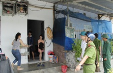 Đà Nẵng sơ tán hơn 92.000 người tránh bão số 13