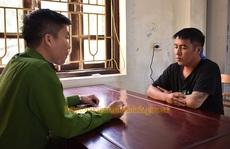 Thanh niên xăm trổ xúc phạm, đấm vào mặt CSGT