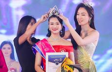Trần Thị Mai đăng quang 'Người đẹp Hạ Long 2020', giành vương miện tiền tỉ