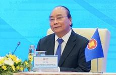 Thủ tướng nói về 'cạnh tranh chiến lược giữa các nước lớn'