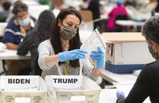 """Bầu cử Mỹ: Tổng thống Trump bị """"dội gáo nước lạnh"""" ở bang Georgia"""