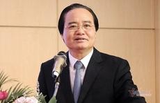 Bộ trưởng Phùng Xuân Nhạ: 'Áp lực vô cùng!'