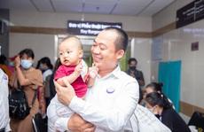 Điện Máy Xanh và LG trao 1,5 tỉ đồng cho Operation Smile, mang nụ cười trọn vẹn cho trẻ em hở hàm ếch